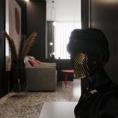 Дизайн 1-комнатной квартиры в Киеве