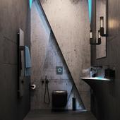 Bathroom for teen bedroom