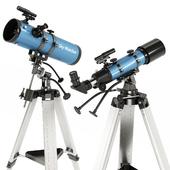 Sky-Watcher Reflector and Refractor telescops
