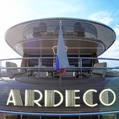 Моторная яхта «ARDECO» 31м