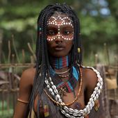 Девушка из племени