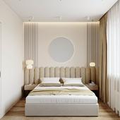 Спальня 12 кв.м