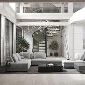 #dahouseart Living room