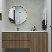 Minimalism apartment