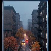CGI New York In The Fog 3D