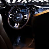 Ford Mustang GT HQ Interior