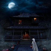 HAPPY HALLOWEEN FROM MONSTER HOUSE