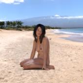 С Леной на Таити