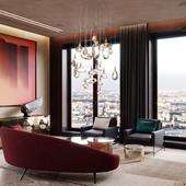 Living Room / Somewhere High