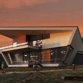 Gorki House / Atrium Studio (сделано по референсу)