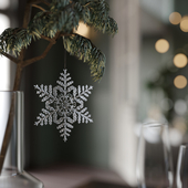 рождественское декорирование