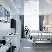 Больница для пациентов covid-19