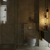 "Bathroom  collection ""Monier"" Saloni"