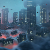 CGI Clouds 3D