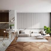CGI Apartment