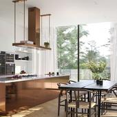 Kitchen room (сделано по референсу)