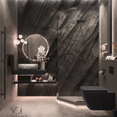 "Bathroom ""Elegant loft"""