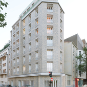 Apartment Building in Paris / CoBe Architecture & Paysage