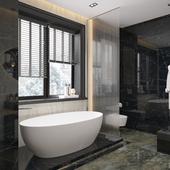 Bethroom Интерьер ванной комнаты