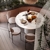 Терраса ресторана, 130м2