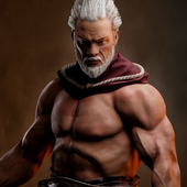 Old Warrior