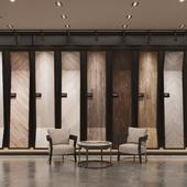 Floor showroom