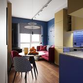 Apartment in Ligovsky City
