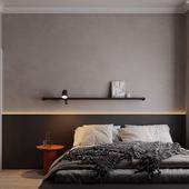 Дизайн и визуализация небольшой квартиры.