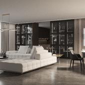 Living room RT (Kharkiv)