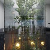 Nature Bathroom Design
