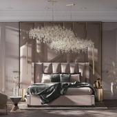 Интерьер гостиной комнаты (2 вариант)