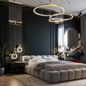 Bedroom - Apartment in Novy Urengoy (Russia)