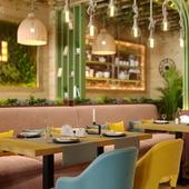 Дизайн кафе в Алматы