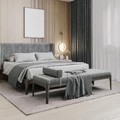 Современная классика,  Спальня .
