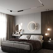 Спальня в ЖК Lake Town