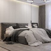 "Bedroom design ""Vertex_design_group"""