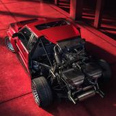 Lancia Delta mid-engine