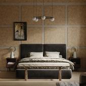 Ethno bedroom 2