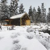 Зима, как она есть=)