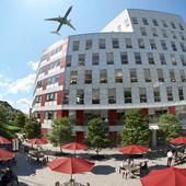 Визуализация офисного здания в Париже. Часть 1