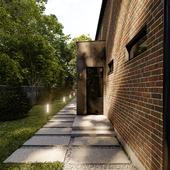 Brick house#1