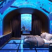 Апартаменты под водой