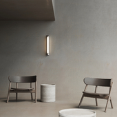 catalog image - Oaki lounge chair - Northern