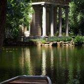 Villa Borghese (сделано по референсу)