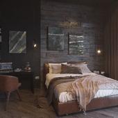 Спальня - Мужская Берлога
