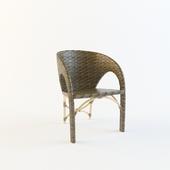 стул плетеный