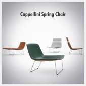Spring Chair / Cappellini