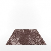 Feathers rug by Alexander Mcqueen