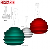 Foscarini / Suspension lamp Le Soleil