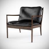 samsö lounge chair by Kofod-Larsen